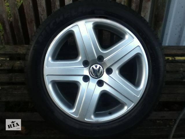 купить бу Туарег Колеса и шины диски запаска Легковой Volkswagen Touareg в Киеве