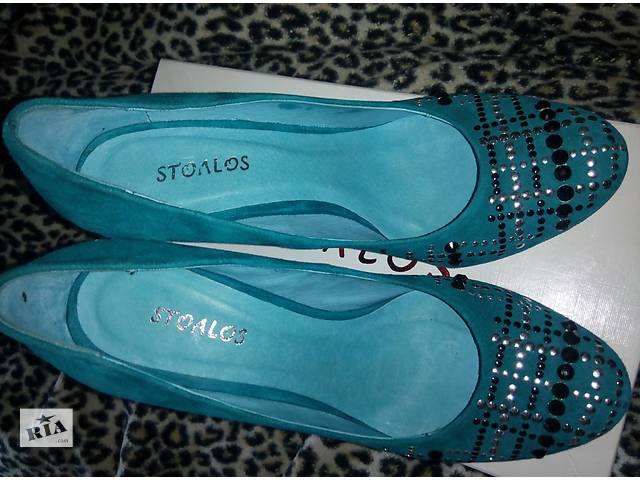 продам туфли бренд Stoalos бу в Кропивницком (Кировоград)