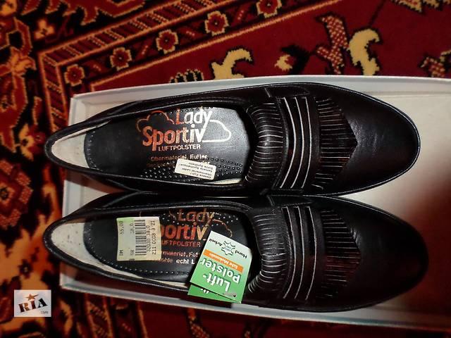 купить бу Туфли (мокасины) спортивные (Германия) женская обувь в Хмельницком