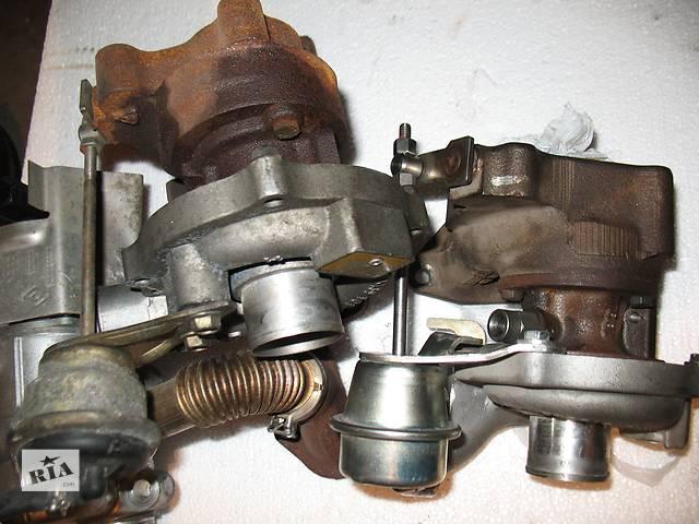 ТурбинЫ для легкового авто---1.9dTI(DCI) +-1.5DCI--Renault Kangoo- объявление о продаже  в Хмельницком