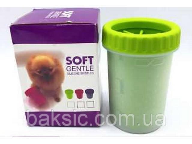 Стакан для мытья лап Soft pet foot cleaner (лапомойка)- объявление о продаже  в Харькове