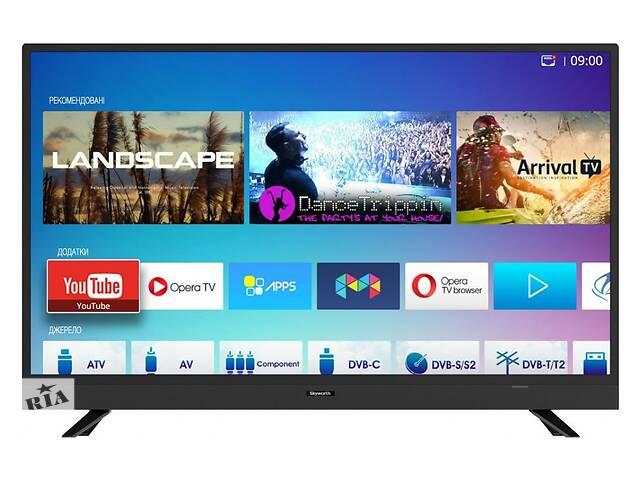 продам Телевизор Skyworth 32 E3 Black бу в Києві