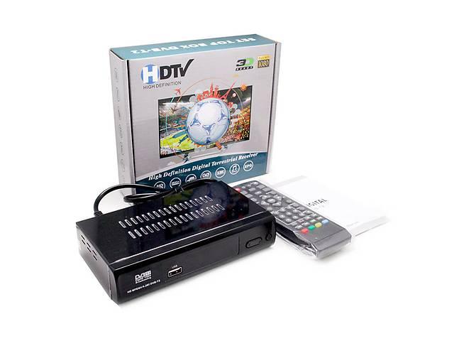 Телевизионный Цифровой Приемник Ресивер Тюнер SET TOP BOX DVB-Т2- объявление о продаже  в Киеве