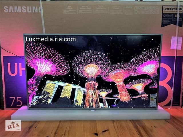 бу Ультратонкий 4К телевізор Philips 55PUS6432/12 (Smart на базі Android, Wi-Fi та фонова Ambilight підсвітка на стіну) в Луцьку