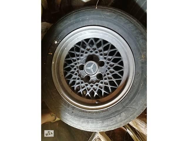 Титанові литі диски Mercedes Benz з гумою hankook optima- объявление о продаже  в Белой Церкви
