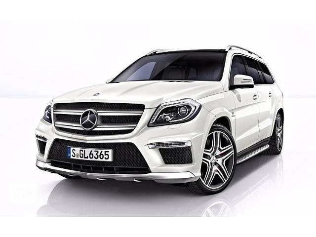 купить бу Тюнинг обвес AMG GL 63 Mercedes X166 в Луцке