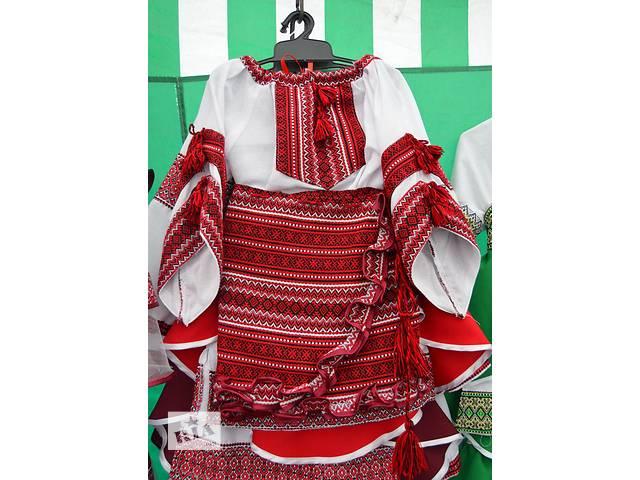бу Украинский костюм на девочку  в Запорожье