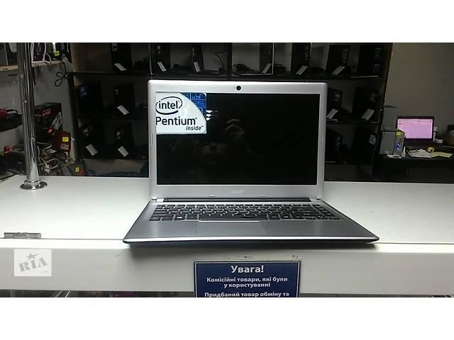 купить бу Ультрабук Acer 14 2 ядра, 4 озу 320 жесткий диск в Виннице