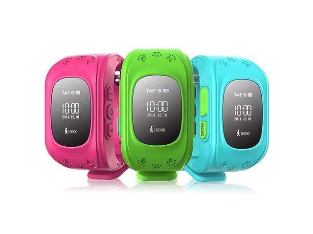бу Умные детские часы Smart Baby Watch Q50 Android iOS с GPS треккером в Одессе