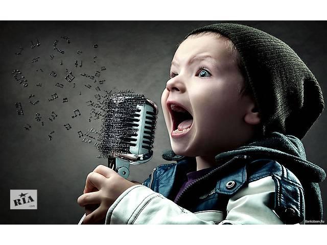 продам Уроки академического и эстрадного вокала для всех возрастов бу в Одессе