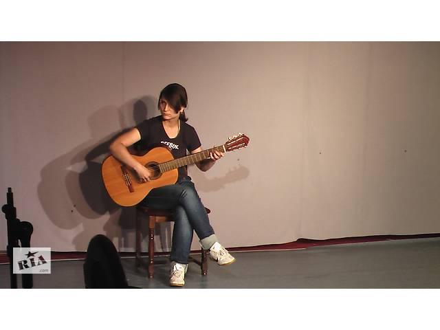 купить бу Супер уроки по гитаре  в Украине