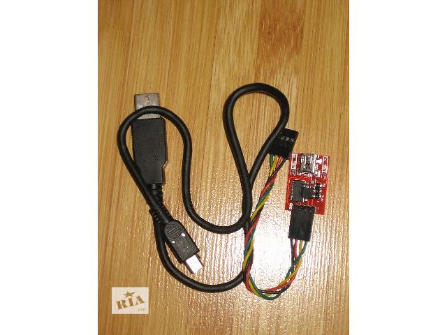 продам USB-кабель TTL для перепрошивки бу в Яворове (Львовской обл.)