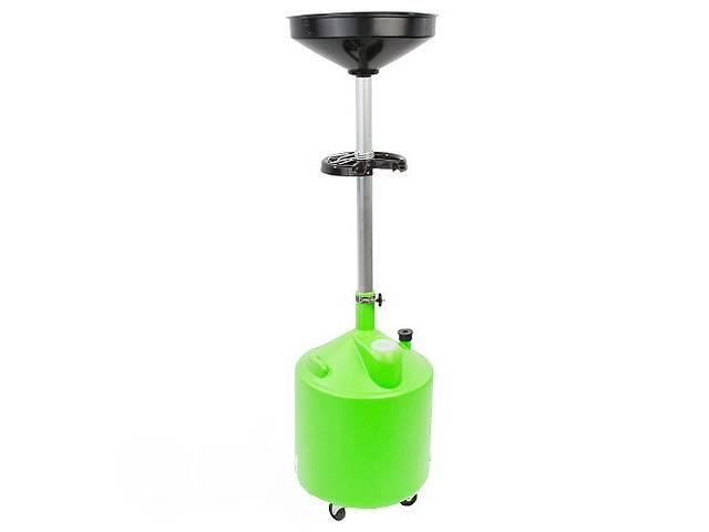 продам Установка для слива масла пластиковая (75 л) G.I.KRAFT HDP-75 бу в Дубно
