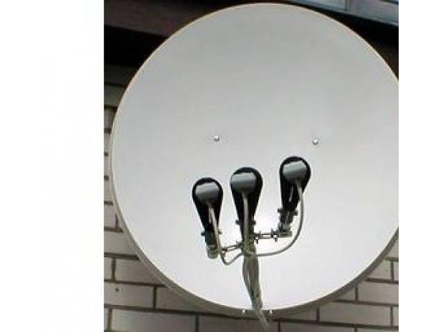 купить бу Установка-Настройка телевизионных антенн и эфирного телевидения. новый в Черкассах