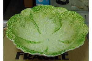 Нові Тарілки і салатники