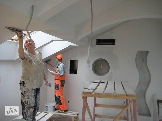 бу Работа в Польше для строителей.Наружные и внутренние работы (утепление стен, плитка, покраска, гипсо  в Украине