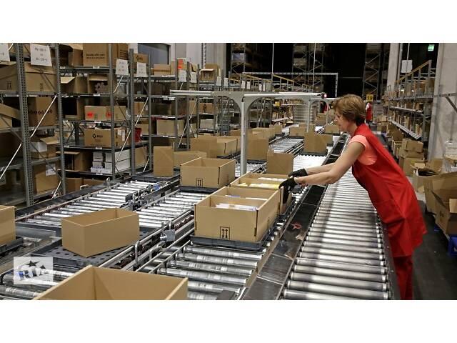 купить бу Работа на складах Loxxess в Чехии / стикеровка упаковка одежды и духов  в Украине