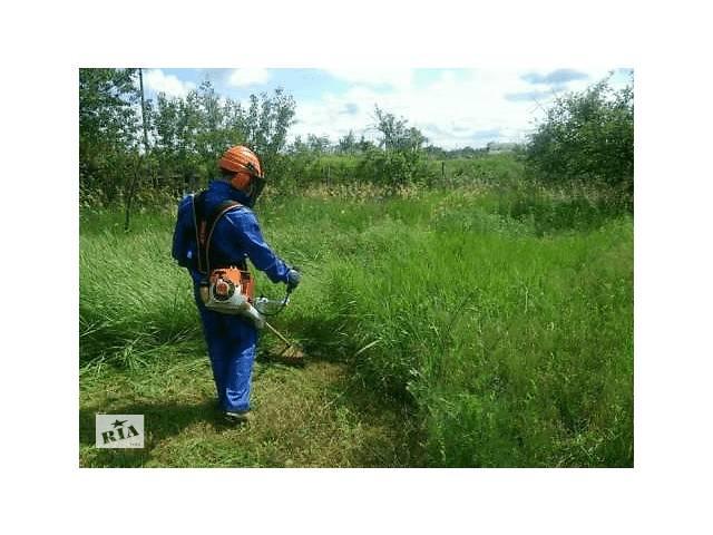 купить бу Работа в Чехии для мужчин кошение травы  в Украине