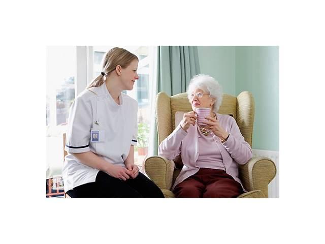 помощь уход за пожилым на дому