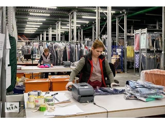 Работники на склад одежды ZARA в Польше