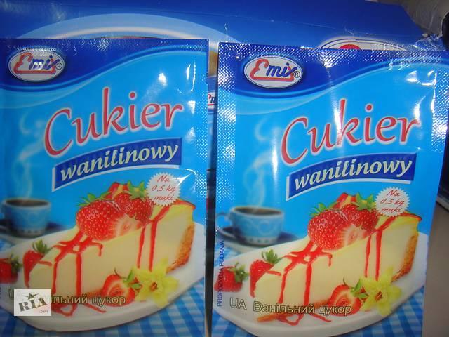 продам Ванильный сахар Emix бу в Ирпене