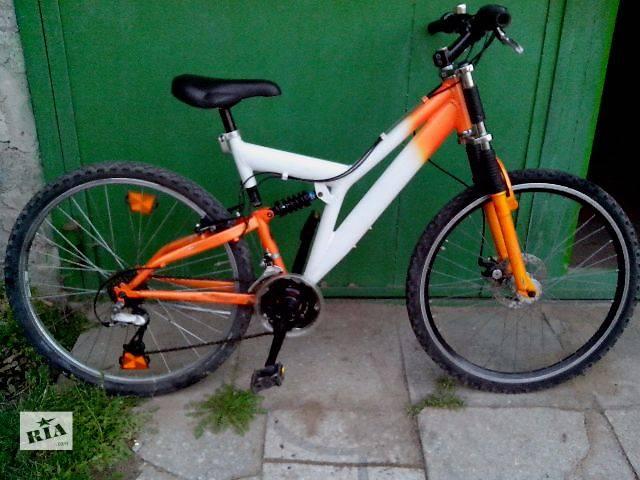 велосипед горный- объявление о продаже  в Львове