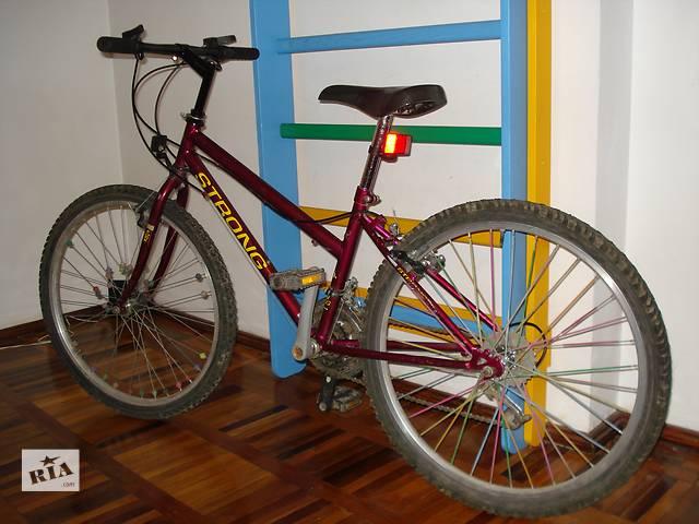 """купить бу Велосипед підлітковий 18 передач колеса 24"""" в Ковеле"""