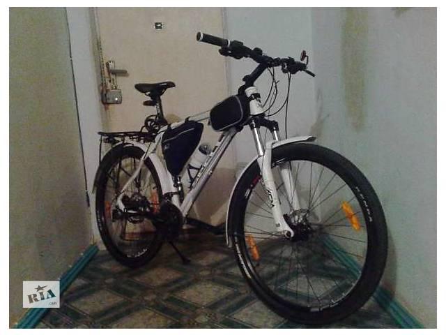 купить бу Велосипед Spelli SX-7500 Disk (650B) в Житомире