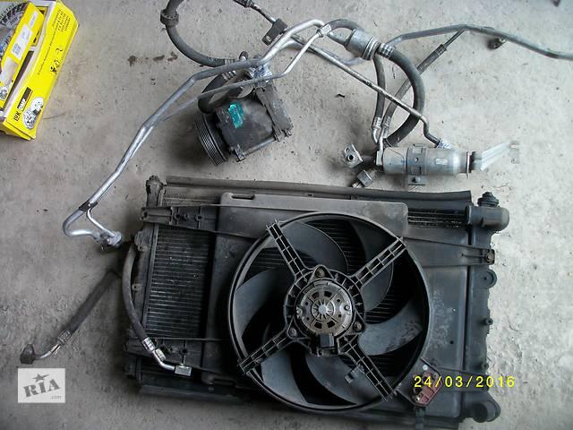 купить бу  Вентилятор осн радиатора для легкового авто Alfa Romeo 166 в Ужгороде