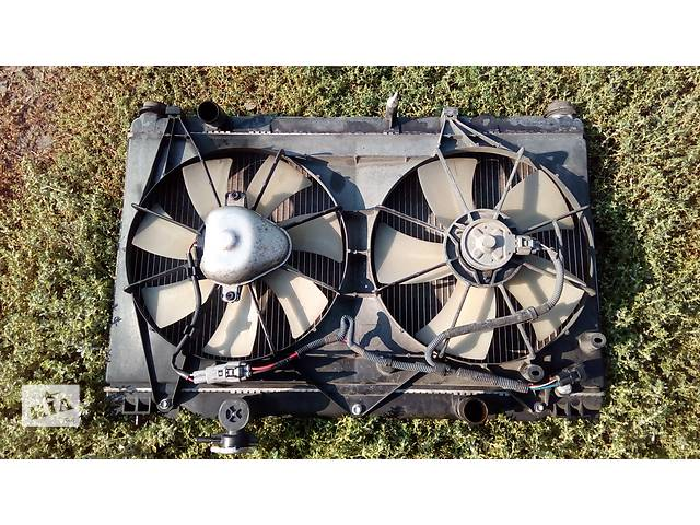 купить бу вентилятор осн радиатора для Toyota Camry 30 2.4i 2002-05 в Львове
