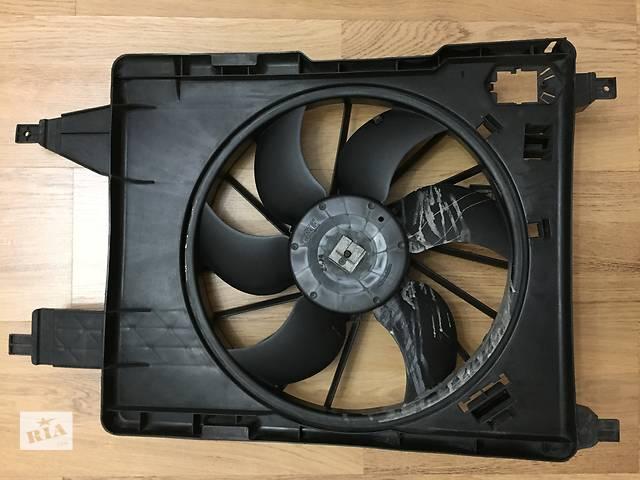 бу Вентилятор основного радиатора для Меган 2 Megane II в Киеве