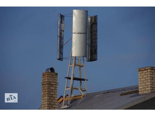 продам Вертикальный Ветрогенератор DPV Hybrid 1A ( 1+1)/2m  бу в Одессе