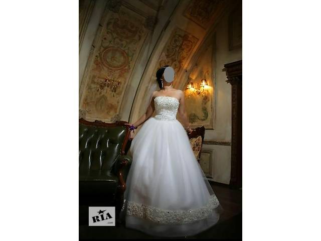 6bde4d56c9d263 Весільна сукня(дизайнер Оксана Муха) - Весільні сукні в Луцьку на ...