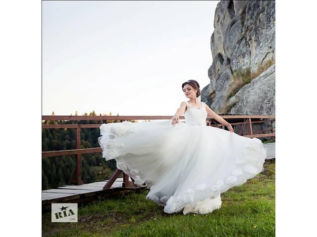 Свадебное платье- объявление о продаже  в Червонограде
