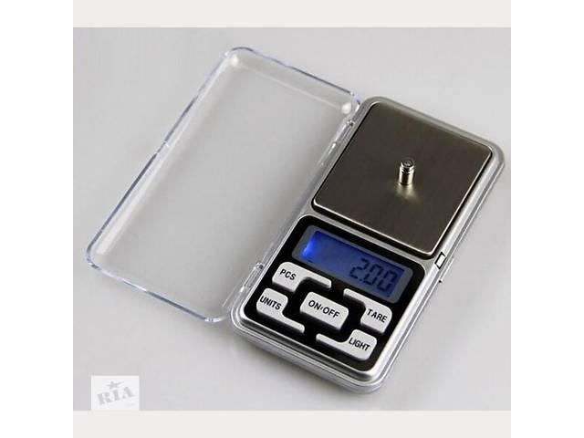 купить бу Весы электронные 500 гр 0.1 +карманные +ювелирные в Запорожье