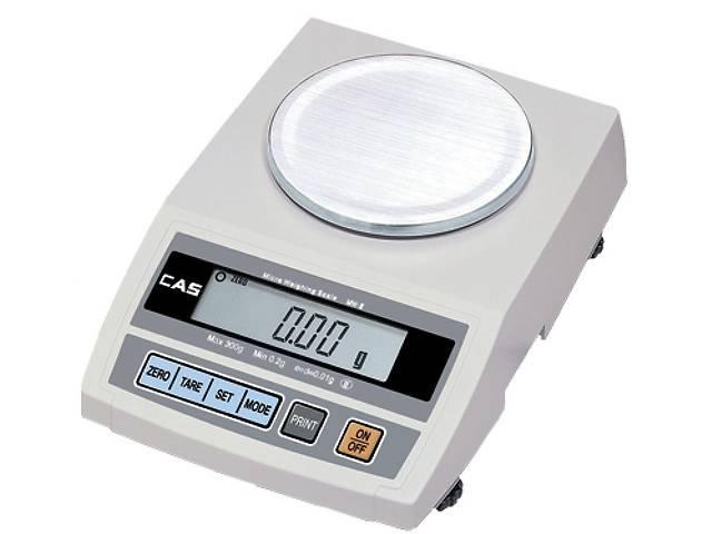 купить бу Весы лабораторные MW-II-300 CAS в Киеве