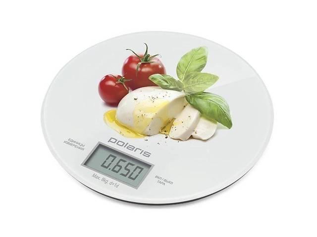 купить бу Весы кухонные POLARIS PKS 0835DG Caprese в Харькове