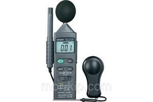 Voltcraft DT 8820 (4 в 1): Шумомір, люксметр, гігрометр, термометр. Німеччина
