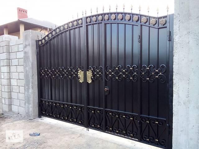 продам Ворота под заказ  бу в Днепропетровской области