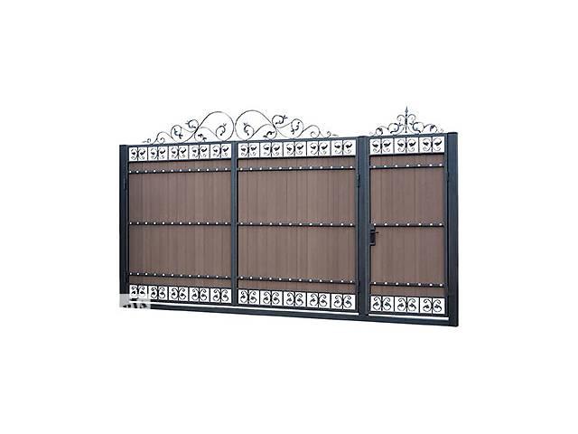 купить бу Ворота Забор в Днепропетровской области