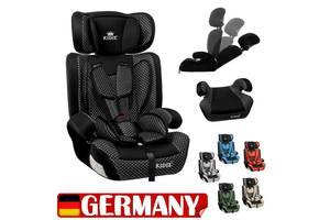 Автокресло 9-36кг 1/2/3 група Kidiz Германия ECE R44/04 Оригинал