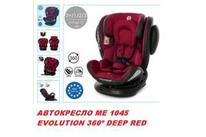 Автокресло детское от 0 до 36кг  El Camino ME 1045 EVOLUTION универсальное
