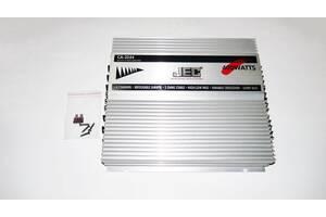 Автомобильный усилитель звука JEC CA-3244 400Вт 4х канальный