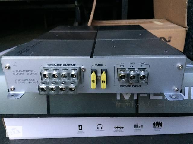 продам Б/у AUDIO SYSTEM M-LINE 75.1 бу в Лозовой