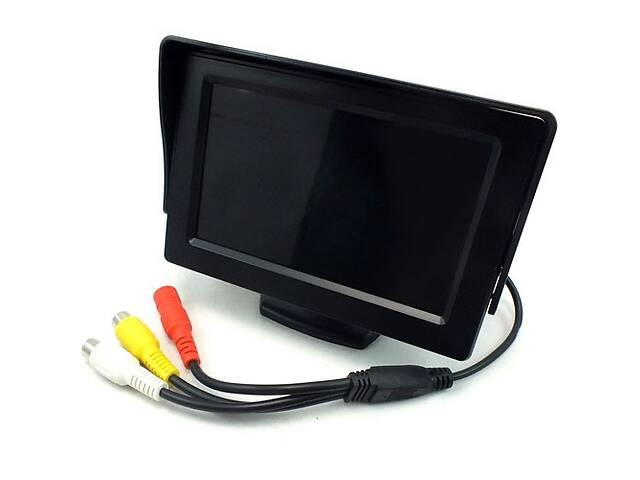 продам  F&D4.3 монитор для подключения камеры заднего вида бу в Одессе