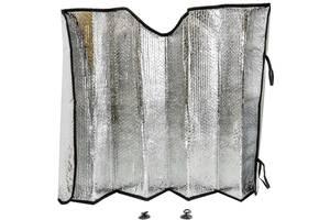 Комплект солнцезащитных шторок Poputchik 08-003-M 130x60 экран