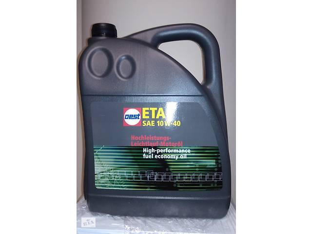 Масло моторне малов'язке OEST ETA SAE 10W-40 5л.- объявление о продаже  в Луцке