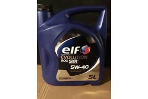 Моторное масло elf 5 литров бензин/дизель 5w40 моторное масло машинное