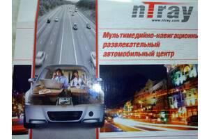 мультимедийно-навигационный развлекательный автомобильный центр nTray 7166