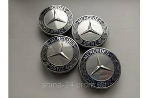 Оригинальные Колпачки заглушки в диски Mercedes-Benz 75/70/15мм.